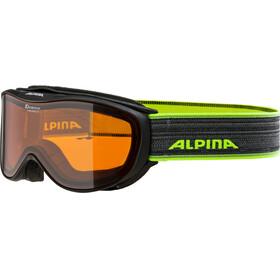 Alpina Challenge 2.0 Doubleflex S2 - Lunettes de protection - noir